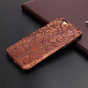 Wooden iphone Case - Scotch and Rocks