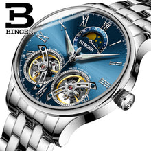 BINGER Self Winding Affordable Luxury Watch from Switzerland! - Scotch and Rocks