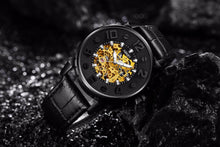 OUBAOER  Automatic Mechanical Luminous Sports Watch - Scotch and Rocks
