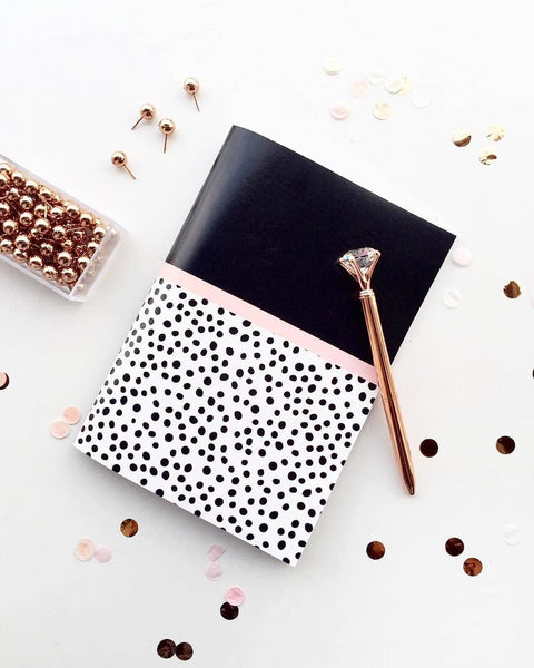 Chic Bubbles Notebook | A5 Size