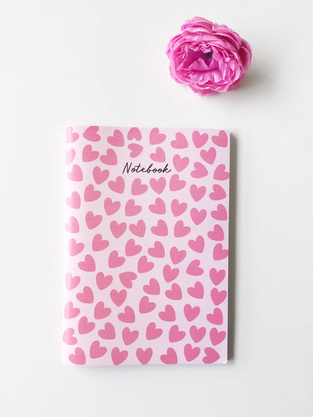 Fresh Frenzy | Set of 3 Notebooks