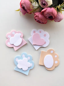Paw-dorable Sticky Notes | Set of 2 or 4