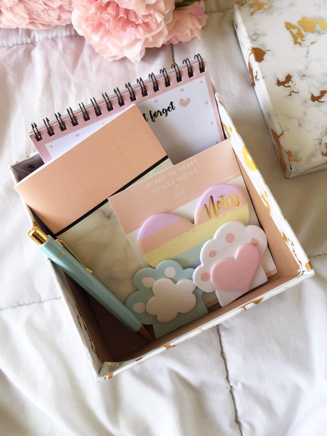 "Floral Box ""You are Love"" Gift Hamper 