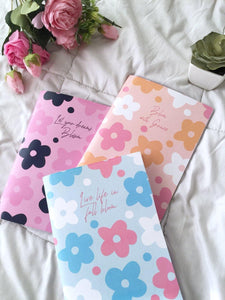 Full Bloom | Set of 3 Notebooks