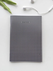 Checkered Notebook | A5 Size
