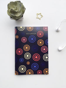 Wheel of Purpose Notebook | A5 Size
