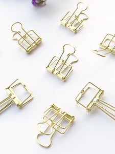 Binder Clip - Supple Room