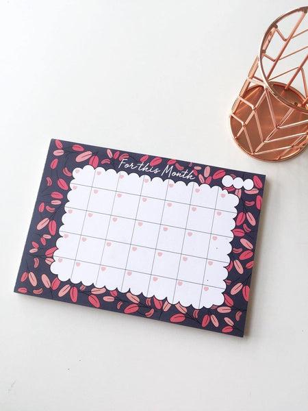 Autumn Feels To Do/ Daily/ Weekly/Monthly Planners | A5 Size | 50 sheets each