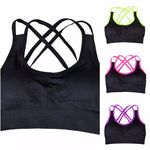 Outdoor Women Racerback Sports Bra - dodosoo