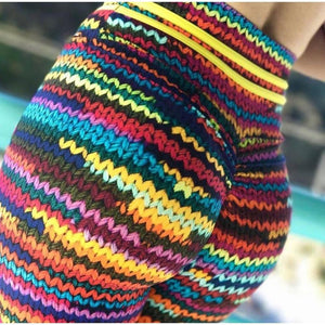 Thick Women Leggings - Knitted Design - dodosoo