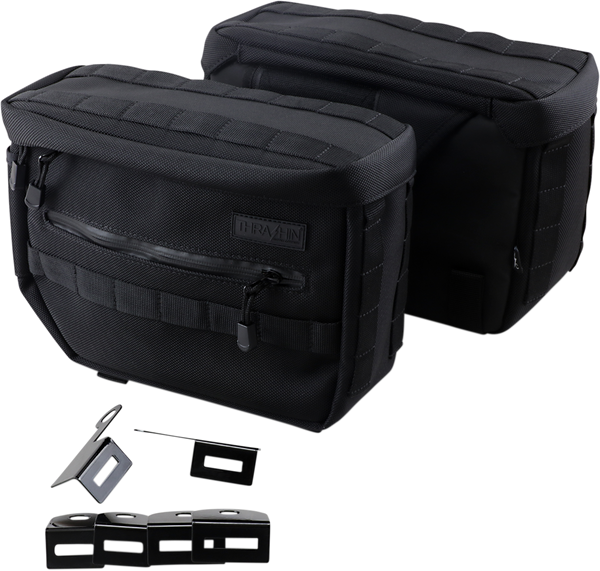 Thrashin Supply Essential Saddlebag