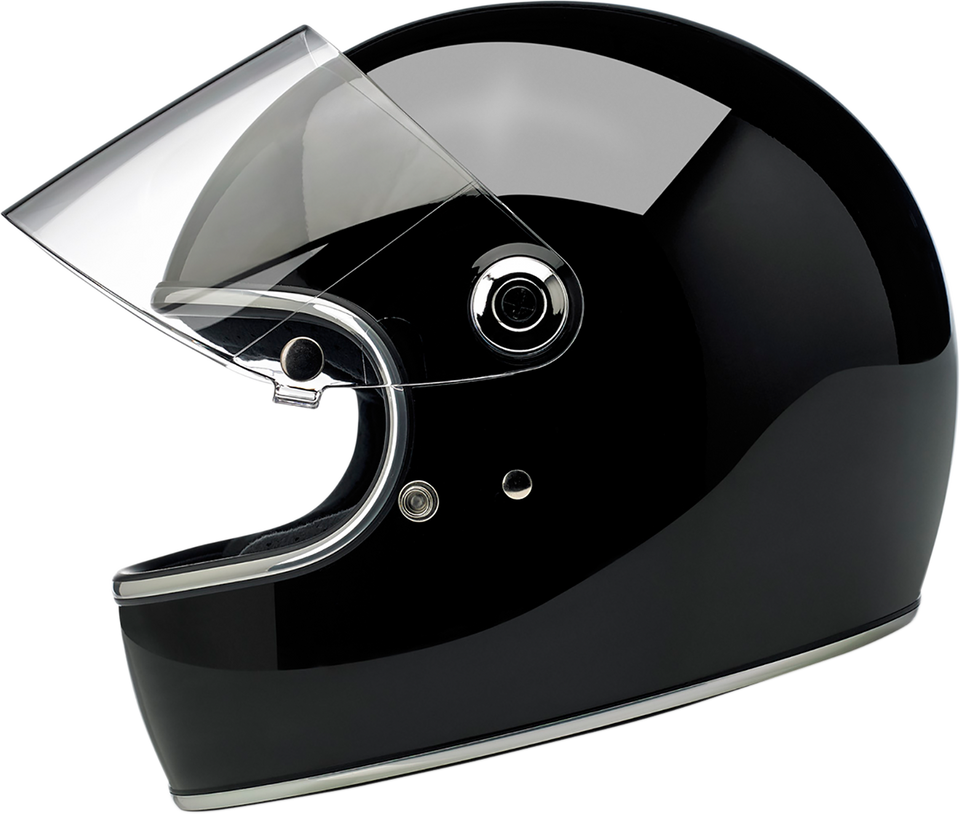 Gringo S Helmet - Gloss Black - XL - Lutzka's Garage