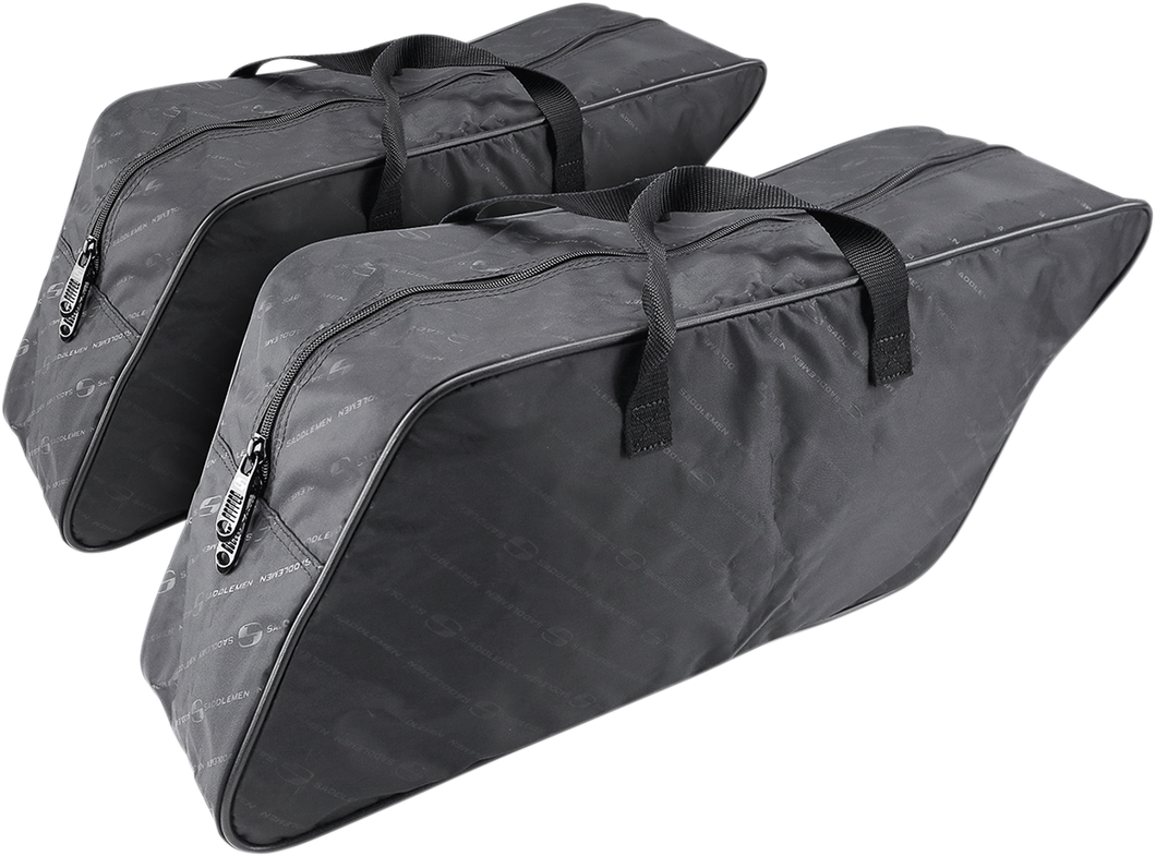 Saddlebag Liner - FLH - Lutzka's Garage