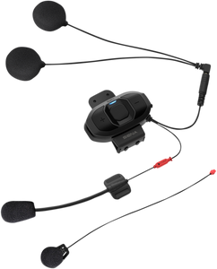 SF1 Bluetooth Headset - Rider to Passenger - Lutzka's Garage