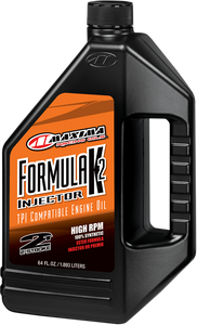 Formula K2 Injector Oil - 64 oz - Lutzka's Garage
