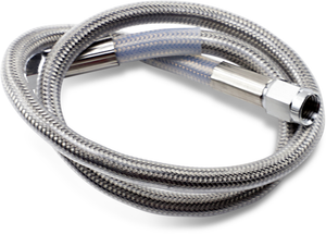 "Universal Brake Line - Clear - 23"" - Lutzka's Garage"