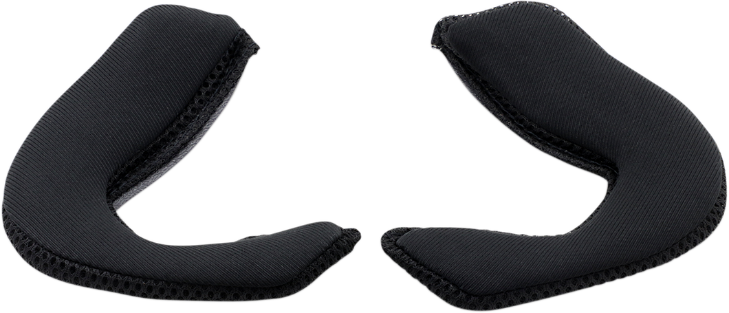 Saturn SV Cheek Pads - 2XL - 10 mm