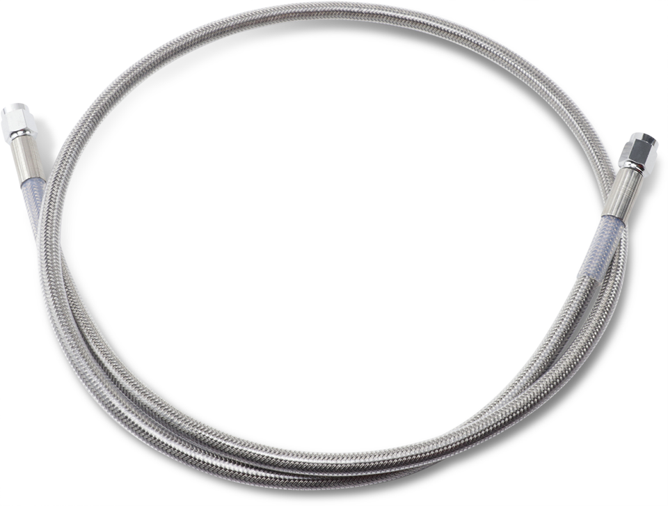 "Universal Brake Line - Clear - 40"" - Lutzka's Garage"