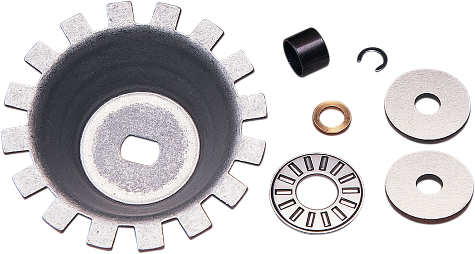 Heavy Duty Throwout Bearing Kit - Lutzka's Garage