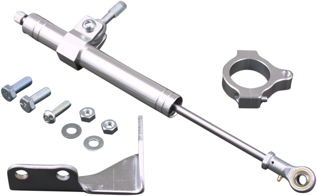 Steering Damper Kit - L'88-'03 XL - Lutzka's Garage