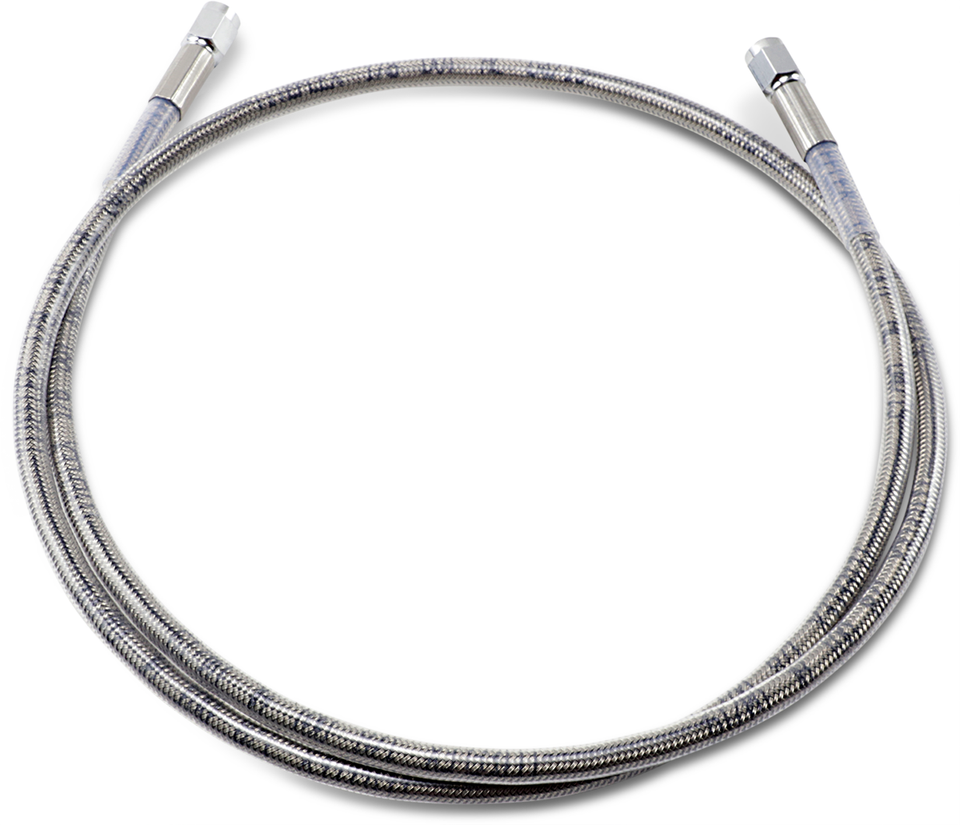 "Universal Brake Line - Clear - 47"" - Lutzka's Garage"