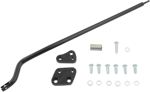 Forward Control Relocation Kit - '91-'17 FXD - Lutzka's Garage