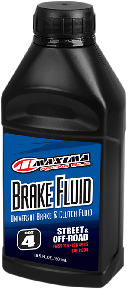 Dot 4 Brake Fluid - 500ml - Lutzka's Garage