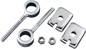 Chain Adjuster - Rear - 79-96 XL/73-86 BT - Lutzka's Garage