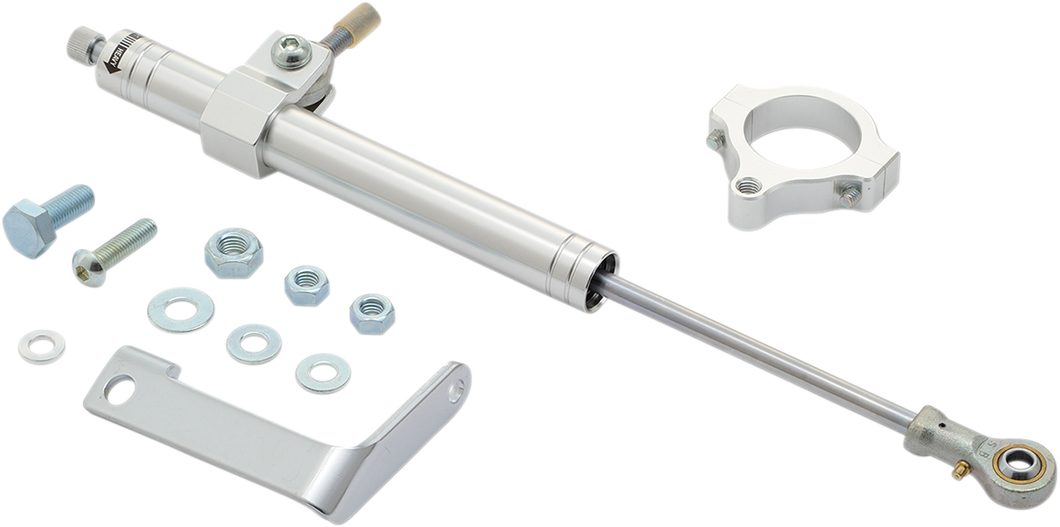 Steering Damper Kit - '91-'05 FXD - Lutzka's Garage