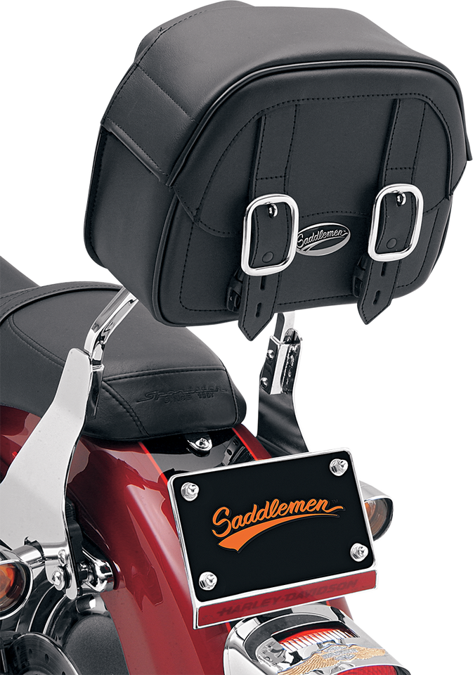 Large Drifter™ Sissy Bar Bag - Lutzka's Garage
