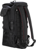 Sissy Bar Backpack - Black - Lutzka's Garage