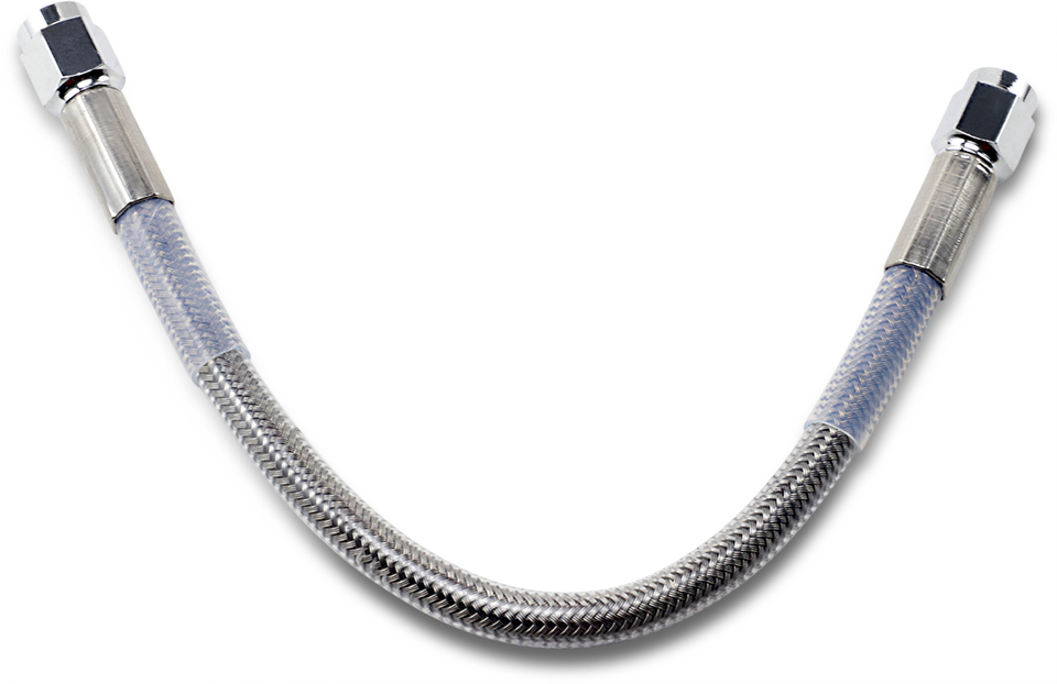 "Universal Brake Line - Clear - 9"" - Lutzka's Garage"