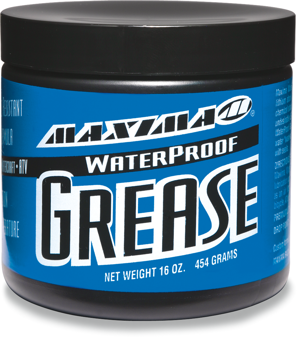 Waterproof Grease Tub - 16 oz - Lutzka's Garage