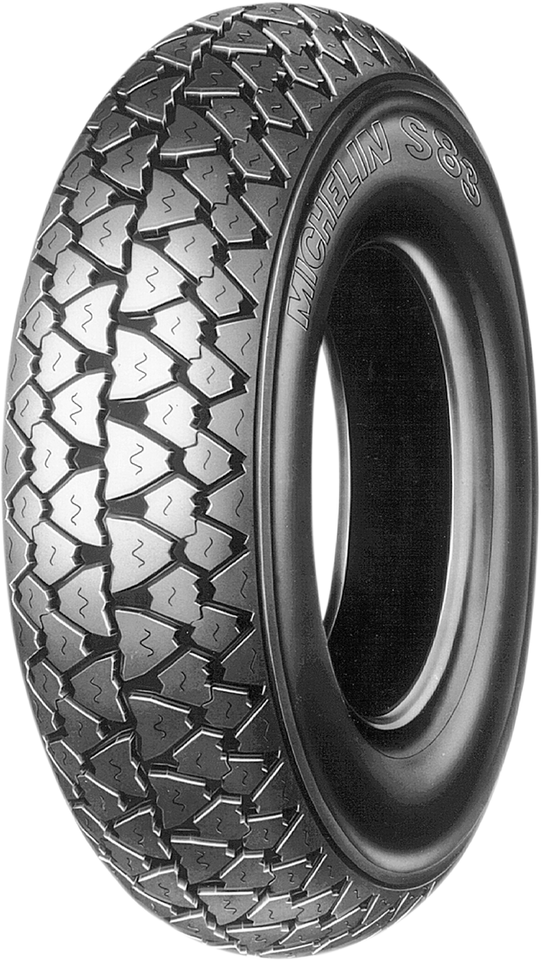 Tire - S83 - Front/Rear - 100/90-10