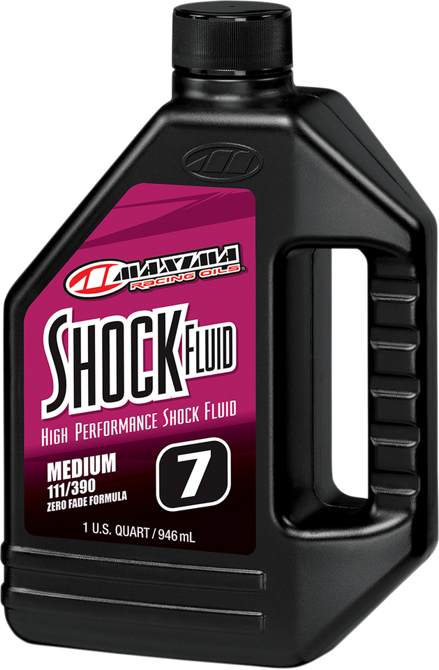 Racing Shock Fluid - Medium - 1 US Qt - Lutzka's Garage