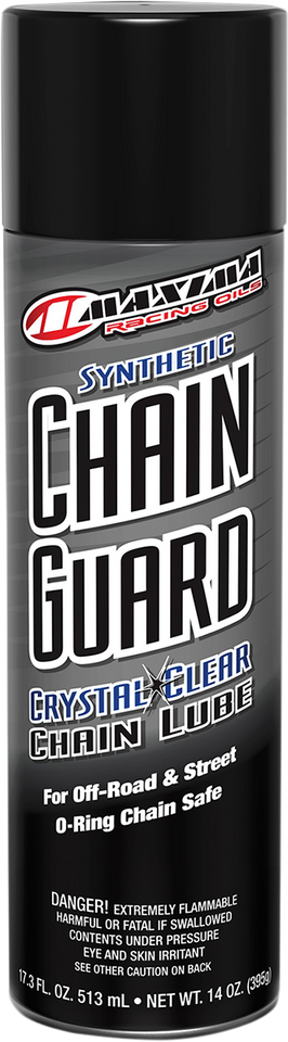Synthetic Chain Guard Lube - 14 US oz. - Lutzka's Garage