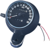 Speedometer - Black - 150 mph - 2:1 - XL - '74-'83 - Lutzka's Garage