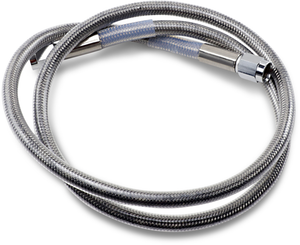 "Universal Brake Line - Clear - 34"" - Lutzka's Garage"