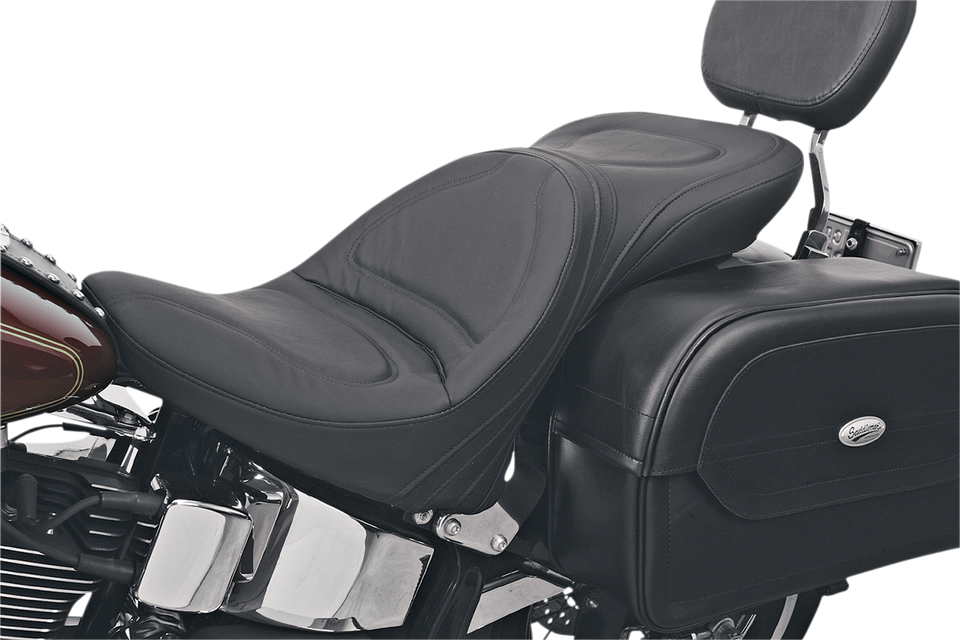 Explorer Seat - Softail - Lutzka's Garage