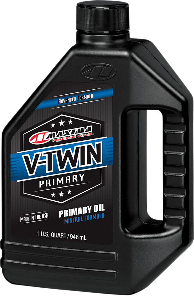 V-Twin Primary Drive Oil - 1 US quart - Lutzka's Garage