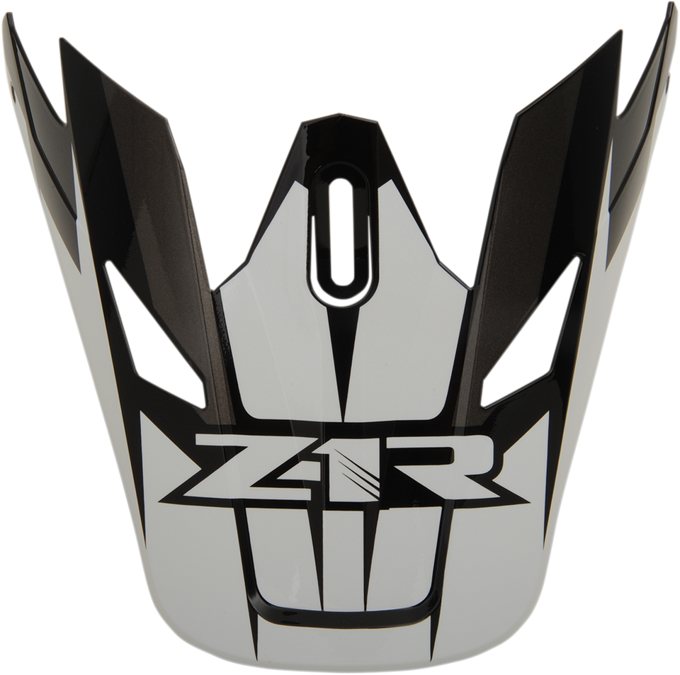 Rise Visor Kit - Ascend - Black/White