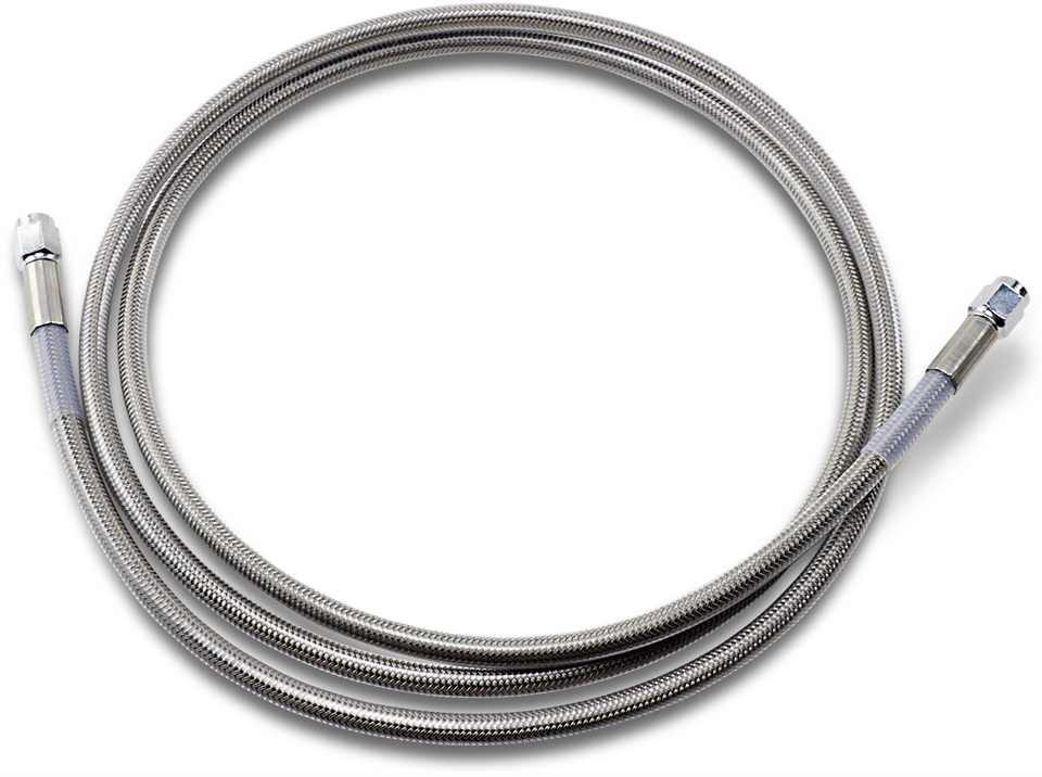 "Universal Brake Line - Clear - 64"" - Lutzka's Garage"