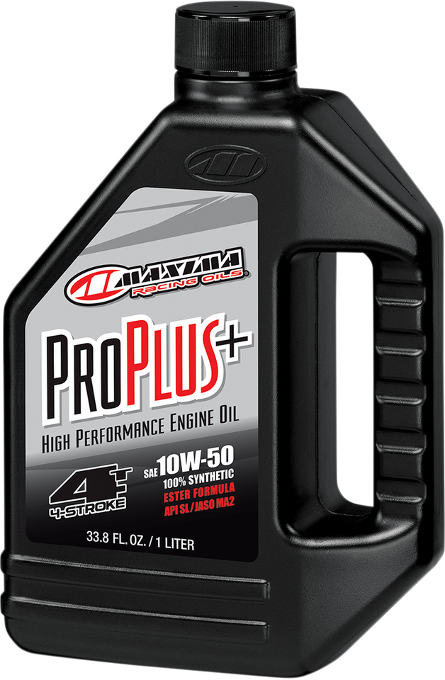 Pro Plus+ 4T Oil - 10W50 - 1L - Lutzka's Garage
