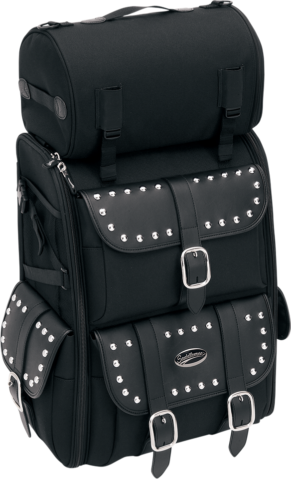 S3500S Deluxe Sissy Bar Bag - Lutzka's Garage