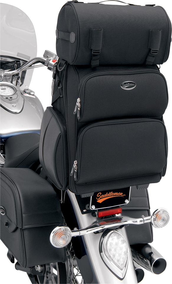 SDP2600 Roller Sissy Bar Bag - Lutzka's Garage