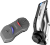 10R Low-Profile Bluetooth® Headset & Intercom - Lutzka's Garage