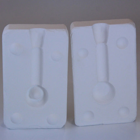 Small Plaster Pipe Mold