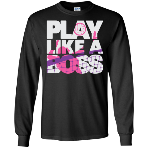 Play Like A Boss™ Women's Volleyball