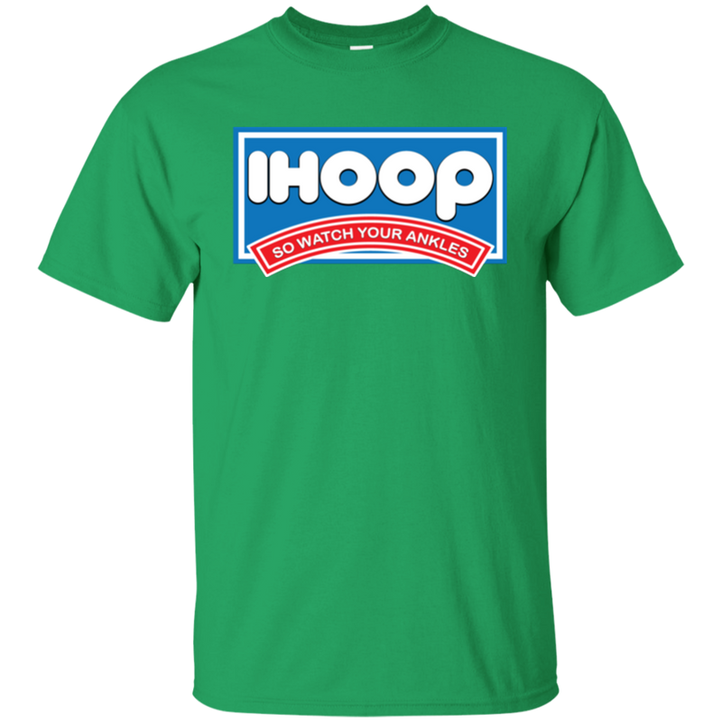 IHOOP Basketball Parody T-Shirt