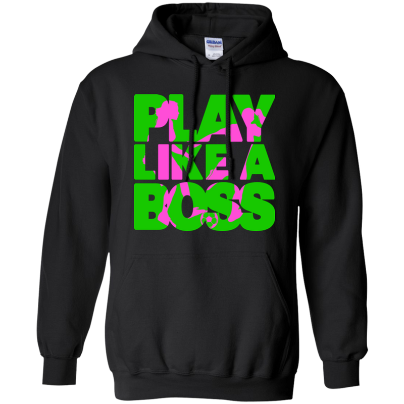 Play Like A Boss™ Women's Soccer Hoodie